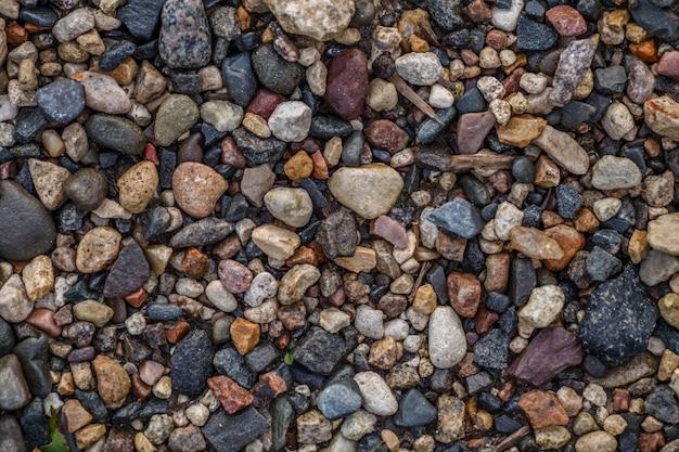 Абстрактный фон с камнями