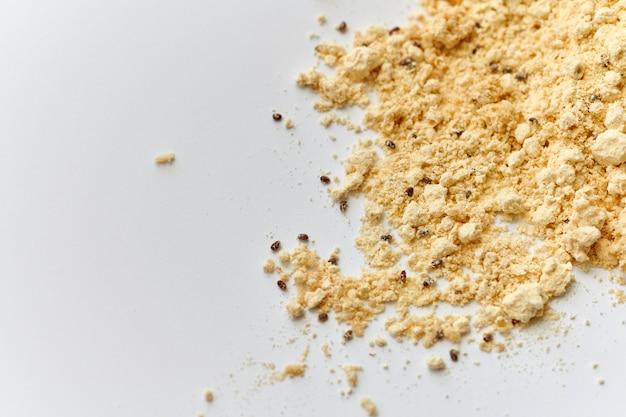 ベーキング小麦粉のカブトムシ