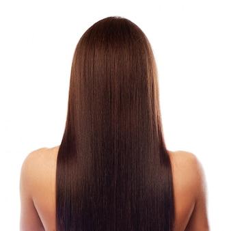 美しい長い髪