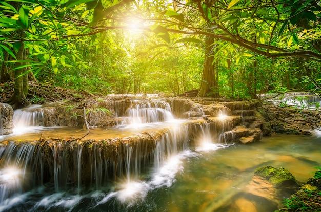 Хуай мэй камин водопад