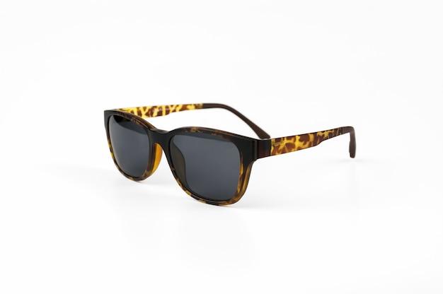 黒いサングラス