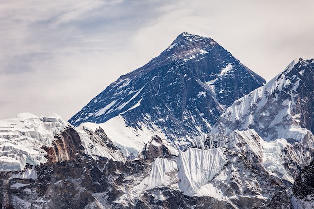 エベレスト、ヒマラヤ