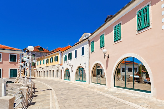 旧市街、モンテネグロ