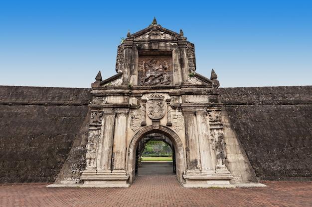 サンティアゴ要塞
