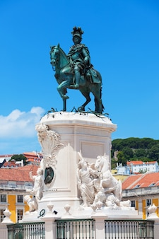 コマーススクエアは、ポルトガルのリスボンにあります。