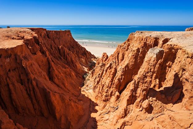Пляж фалезия