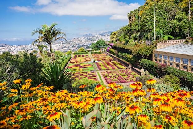 マデイラ植物園
