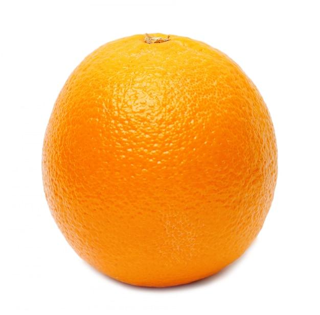 Оранжевый изолированный