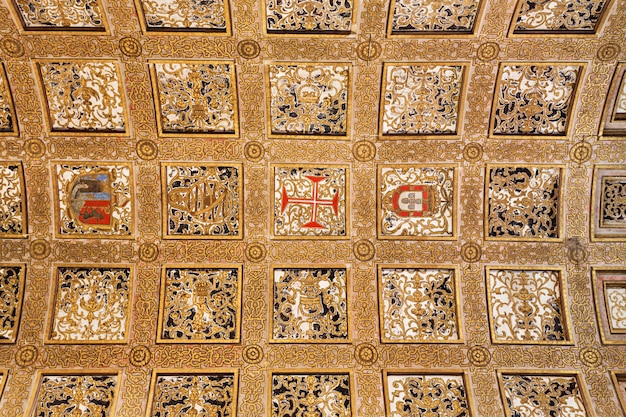 キリストの修道院インテリア