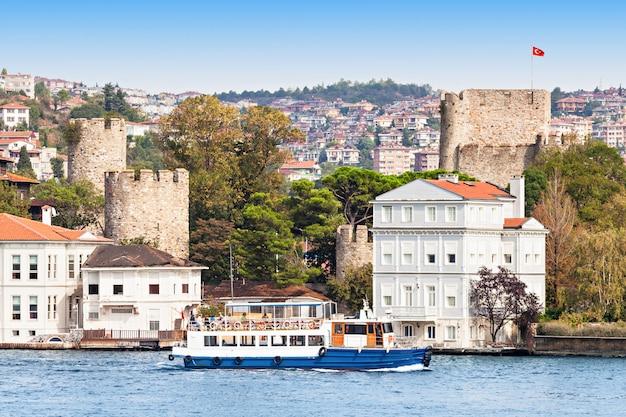 アナドルヒサリ、トルコ