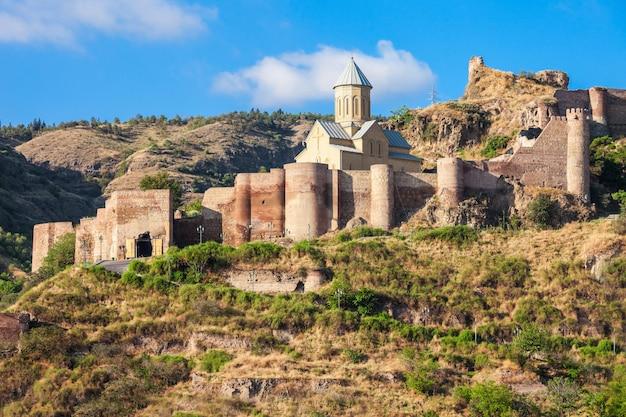 ナリカラ要塞、トビリシ