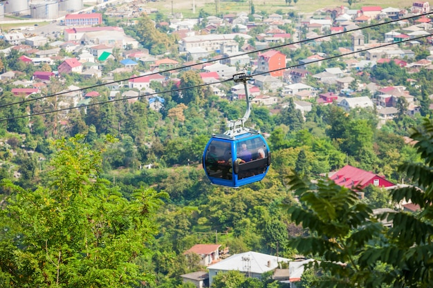 バトゥミ航空写真