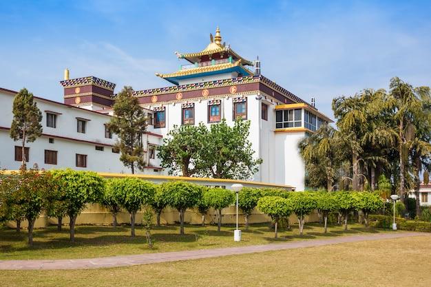 Миндроллинг монастырь, дехрадун