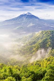 バトゥール火山