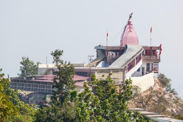 ハリドワールの寺院