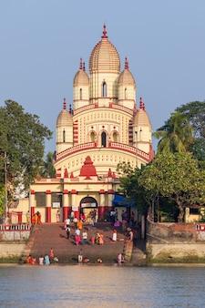ダクシネーシュワルカーリー寺院
