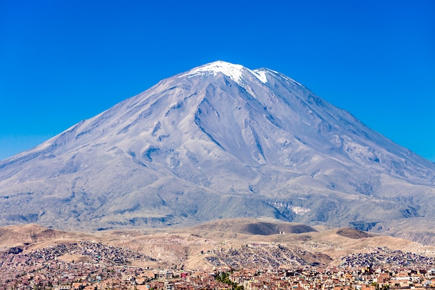ミスティ火山