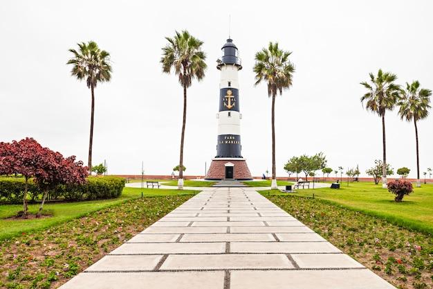 ミラフロレスの灯台