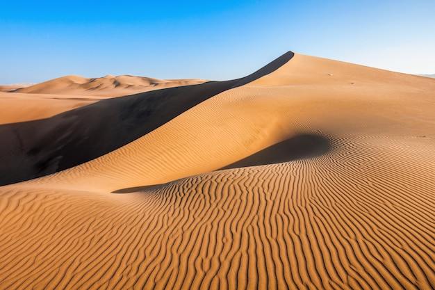Уакачина пустынные дюны в перу