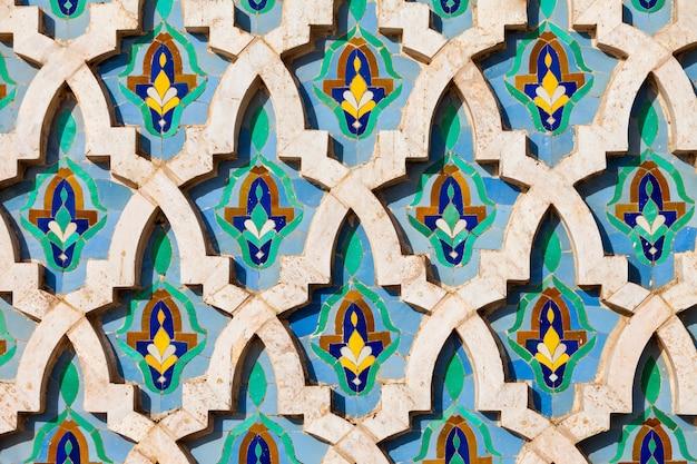 Архитектура мечети хасана
