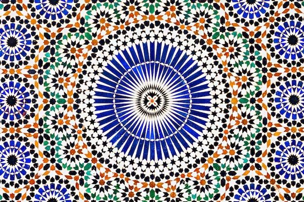モロッコのパターン