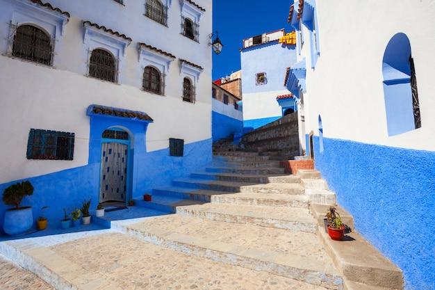 モロッコのシャウエン