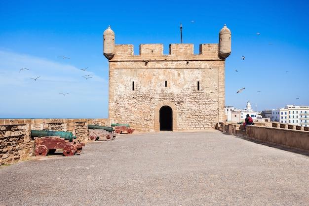 モロッコのエッサウィラ