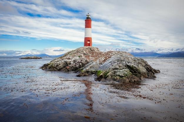 レエクレレール灯台、ウシュアイア