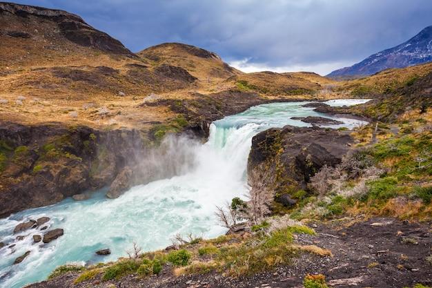 Водопад сальто гранде