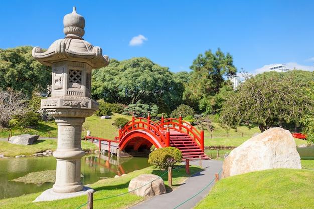 Японские сады буэнос-айреса