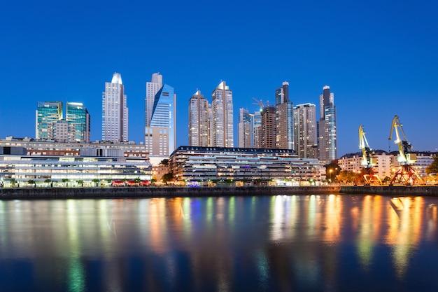 プエルトマデロ、ブエノスアイレス