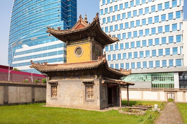 チョイジンラマ寺院博物館