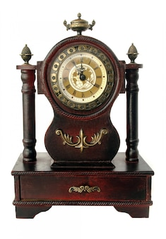 昔ながらの時計