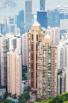 香港ビクトリアハーバー