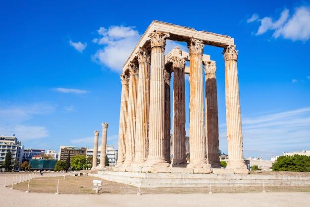 オリンピアのゼウス神殿