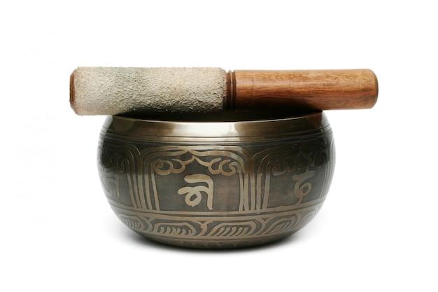 チベットの歌ボウル