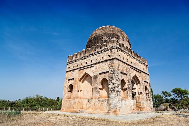 イスラム教の墓