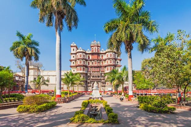 ラジワダ宮殿、インドール