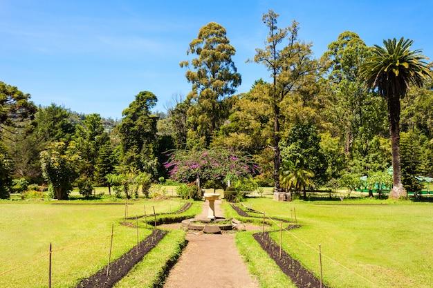 Виктория парк, нувара элия