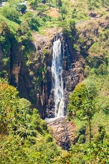 デボン滝、ヌワラエリヤ