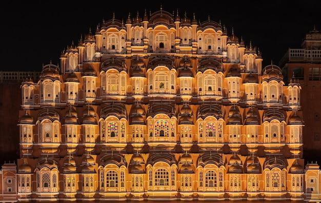 ハワ・マハル宮殿、ジャイプール