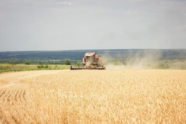 刈り取り畑、収穫期、農地を組み合わせる