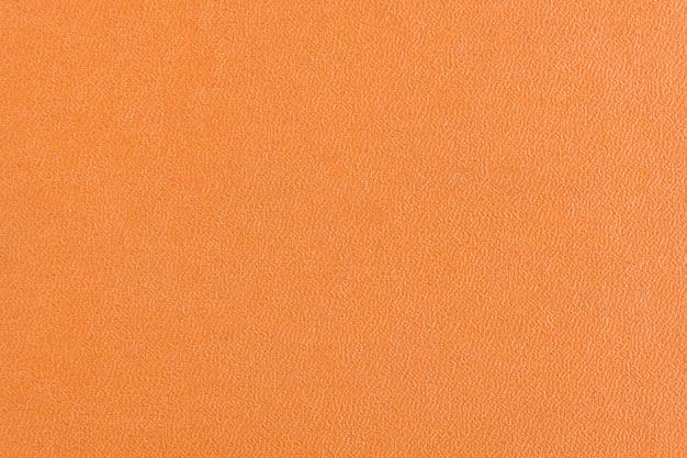 オレンジ色の紙の質感