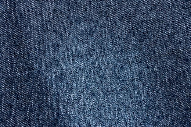 Текстура синих джинсах