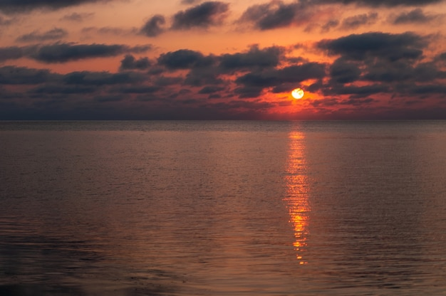 Морской пейзаж крыма