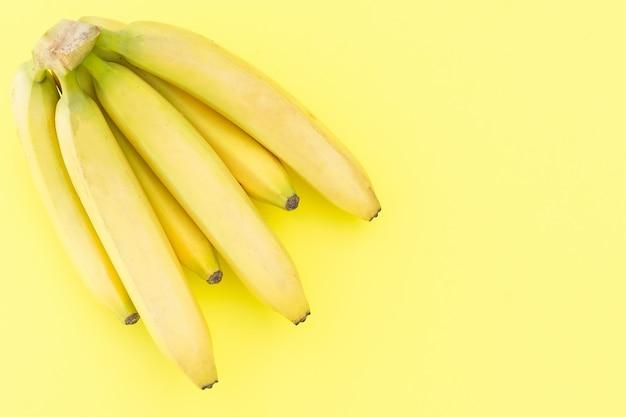 バナナの新鮮な束