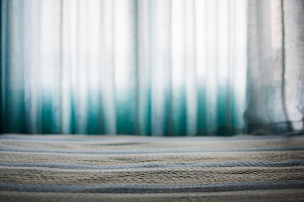 格子縞または毛布のクローズアップ