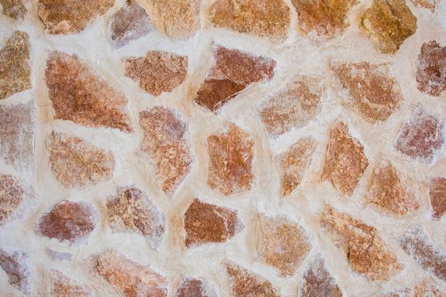 石の壁の背景テクスチャ