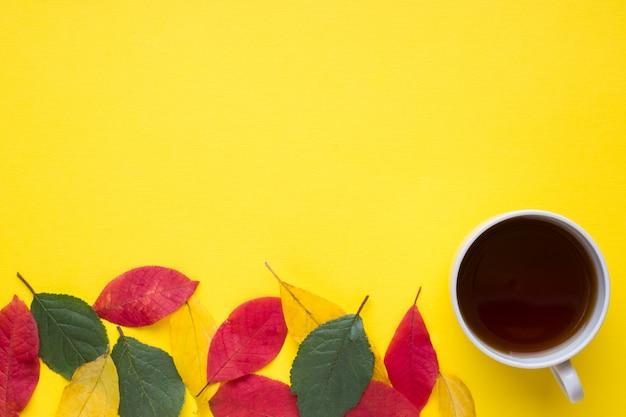 抽象化、秋の概念