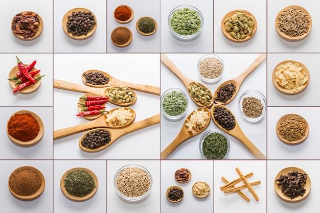Специи для приготовления пищи
